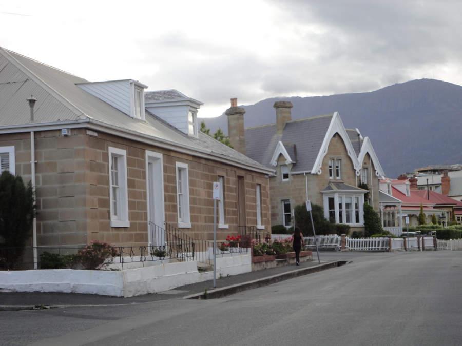 Battery Point, suburbio de Hobart