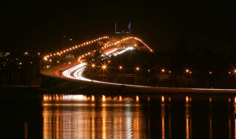 Puente en Auckland