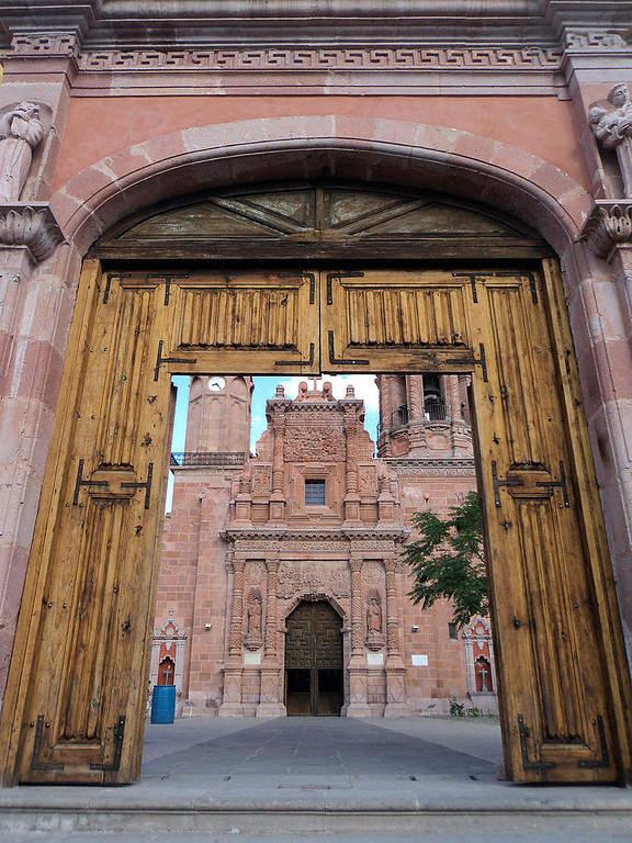Ex Colegio Apostólico de Propaganda Fide de Nuestra Señora Guadalupe en Zacatecas