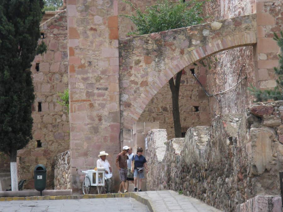Barrio Del Vergel en Zacatecas