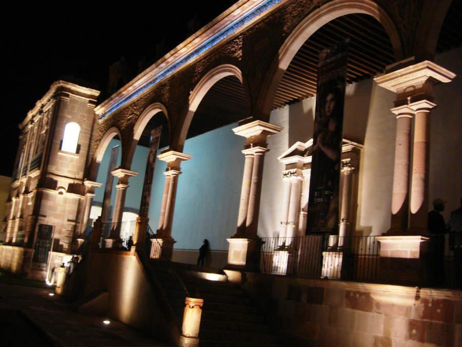 El Museo de Guadalupe resguarda una colección de obras de arte virreinal