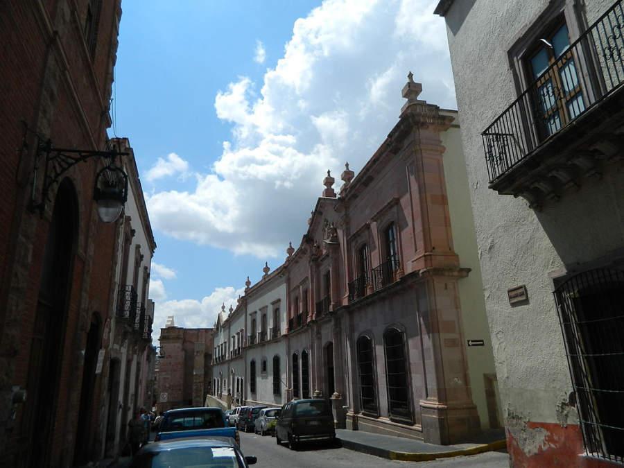 Admira la Casa de Moneda en Zacatecas