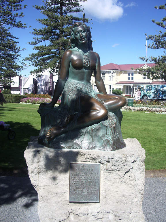 Estatua de Pania of the Reef