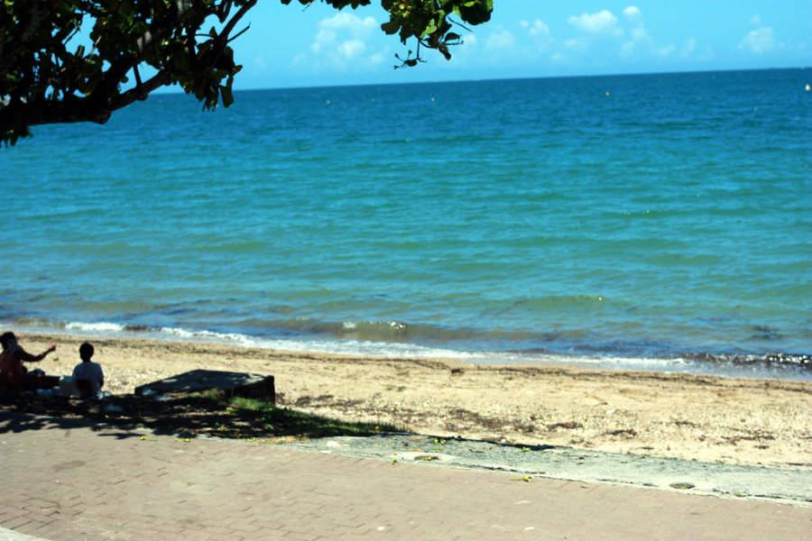 Playa de Numea