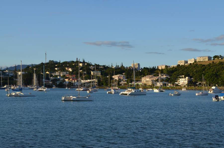 Numea es la capital de Nueva Caledonia
