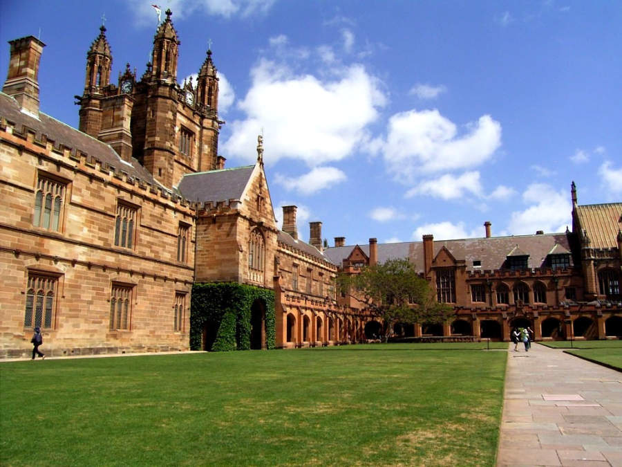University of Sydney (Universidad de Sídney)
