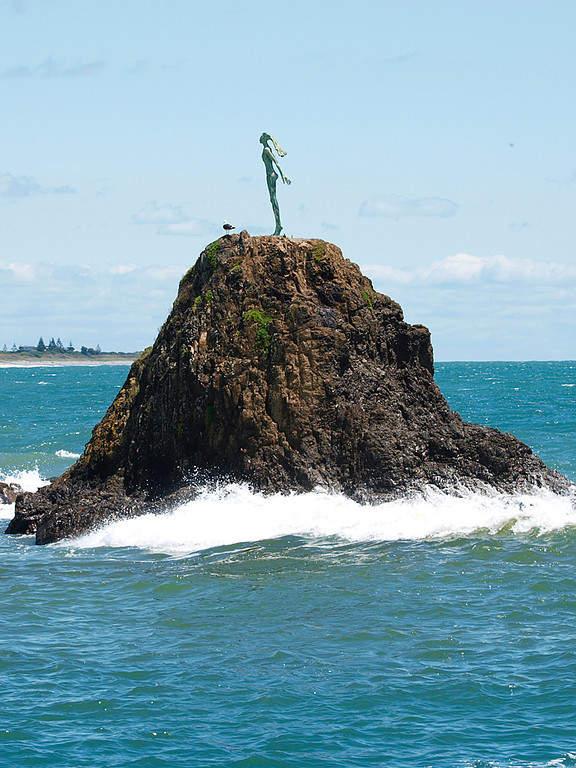 Escultura de Wairaka, Bay of Plenty