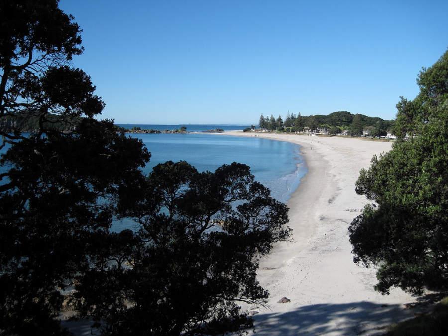 Playa Maunganui