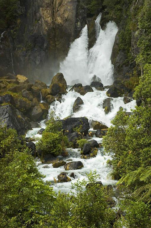 Cascadas Tarawera
