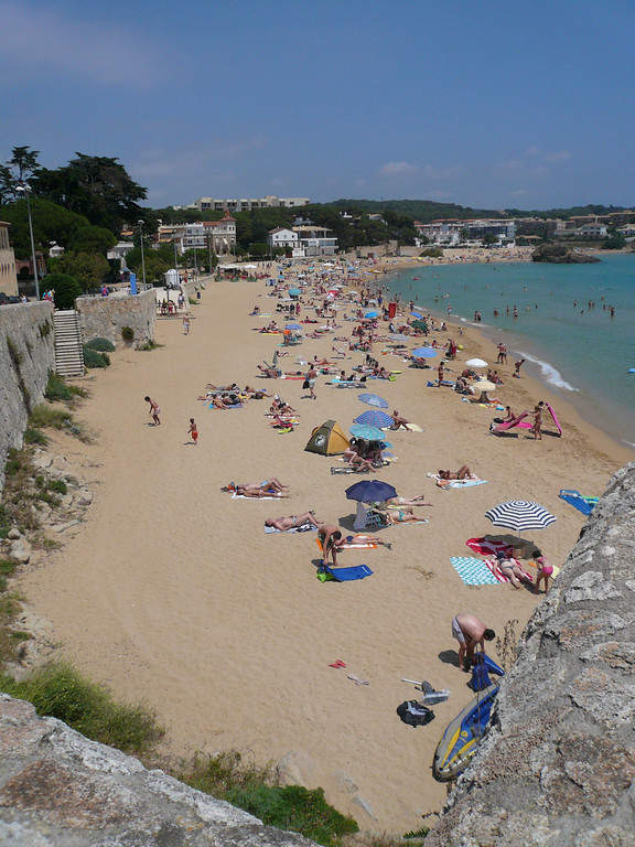 Playa de Palamós