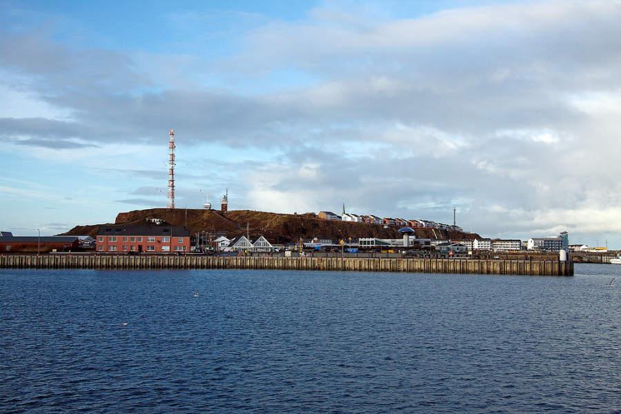 Puerto de Heligoland