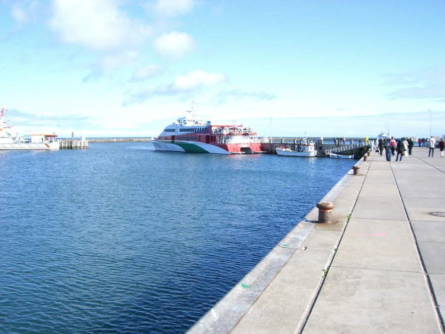 Embarcadero de Heligoland