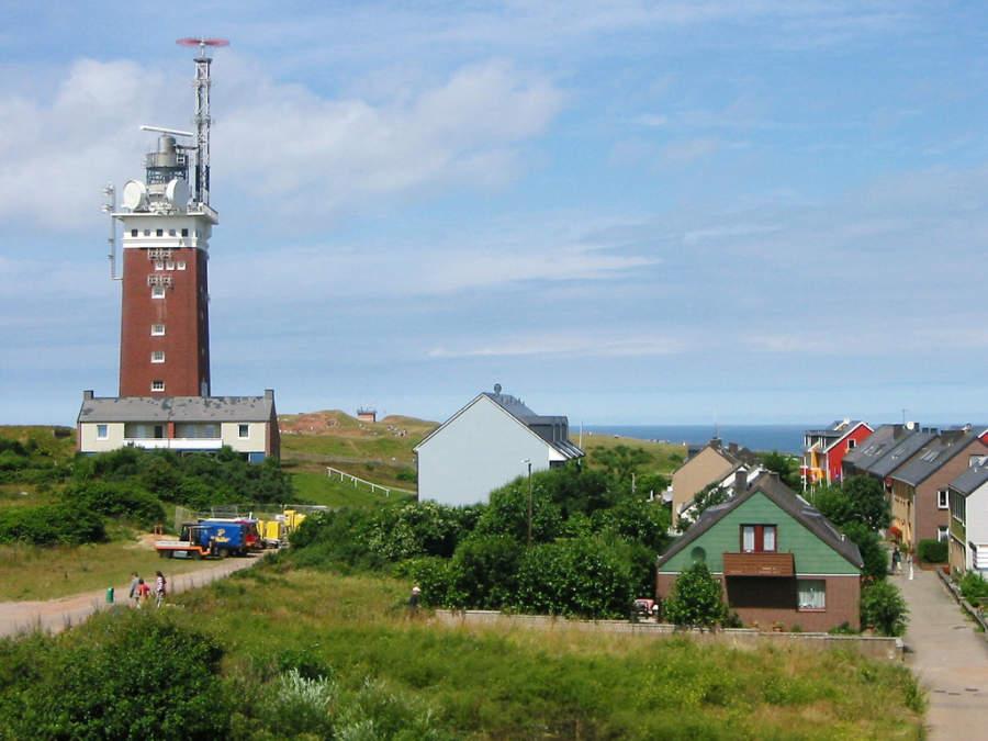 Faro de Heligoland