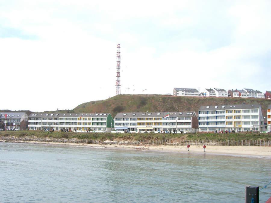 Playa de Heligoland