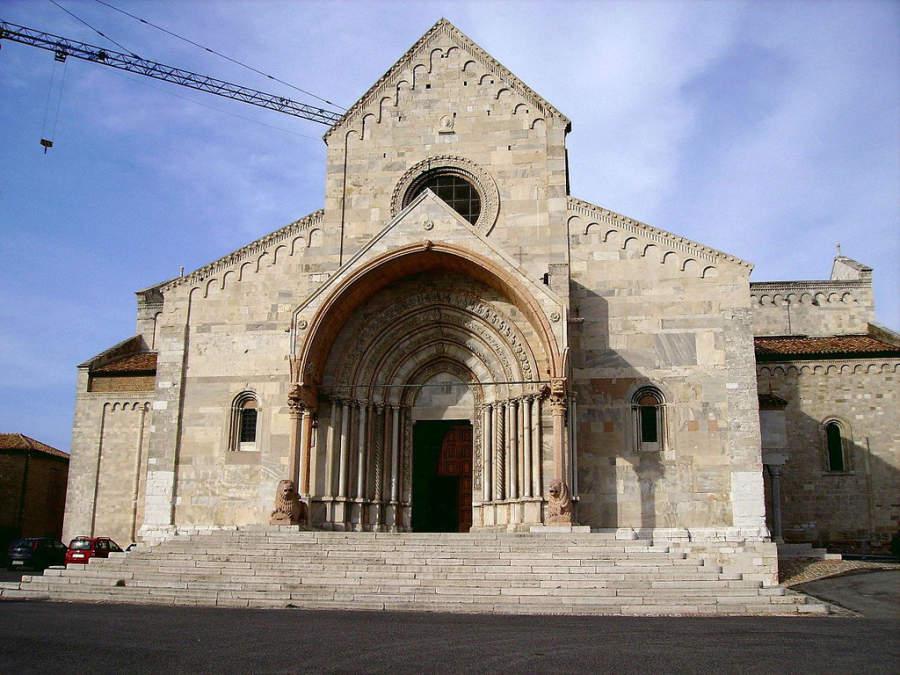 Duomo di Ancona, catedral dedicada a San Ciríaco