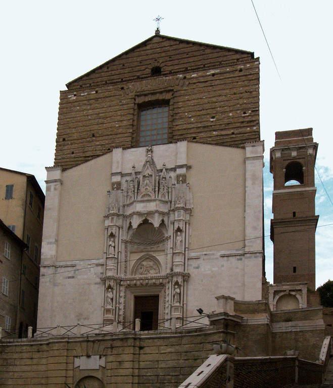 Basilica di San Francesco en Ancona