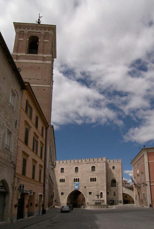 Palazzo del Comune, ayuntamiento de Ancona