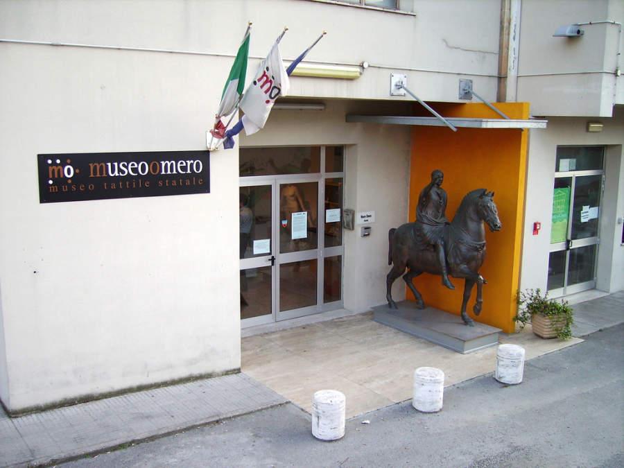 Museo Omero en Ancona