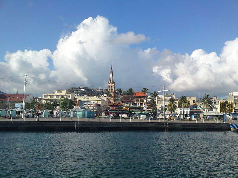 Fort-de-France, Martinica, Francia