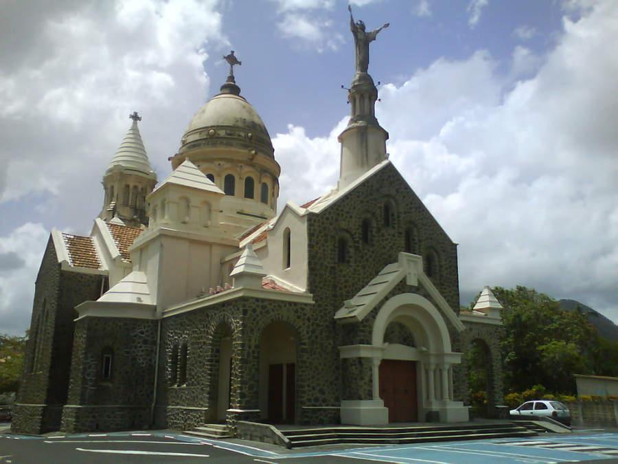 Sacré Coeur Montmartre, iglesia en Fort-de-France