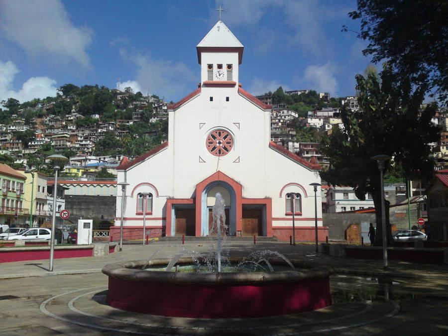 Église Saint Antoine des Terres-Sainville