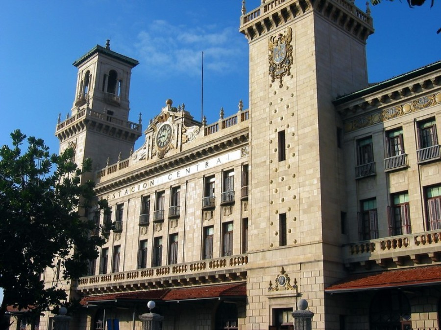 Estación Central de Ferrocarriles