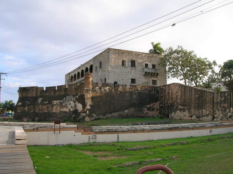 La Zona Colonial tiene edificios del siglo XVI