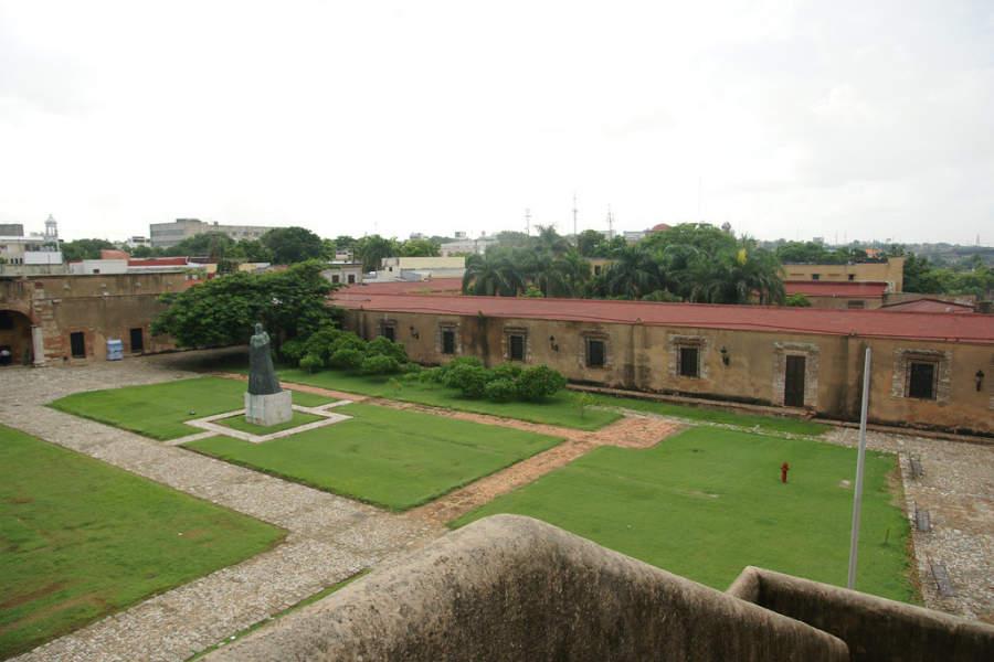 La Zona Colonial fue declarada Patrimonio de la Humanidad por la UNESCO