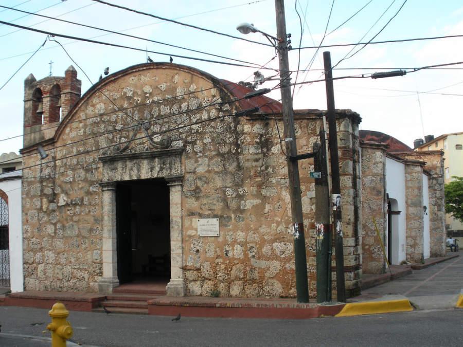 Iglesia San Miguel en Santo Domingo