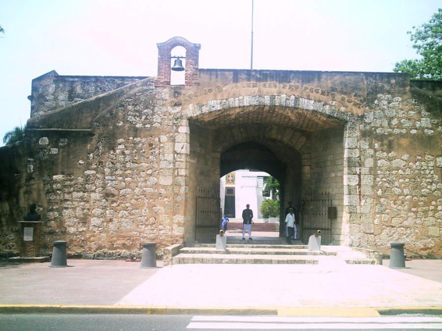 La Puerta de la Misericordia en Santo Domingo