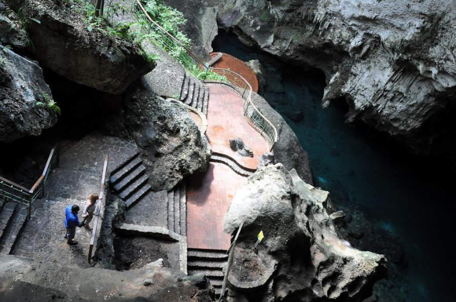Cueva Los Tres Ojos en Santo Domingo