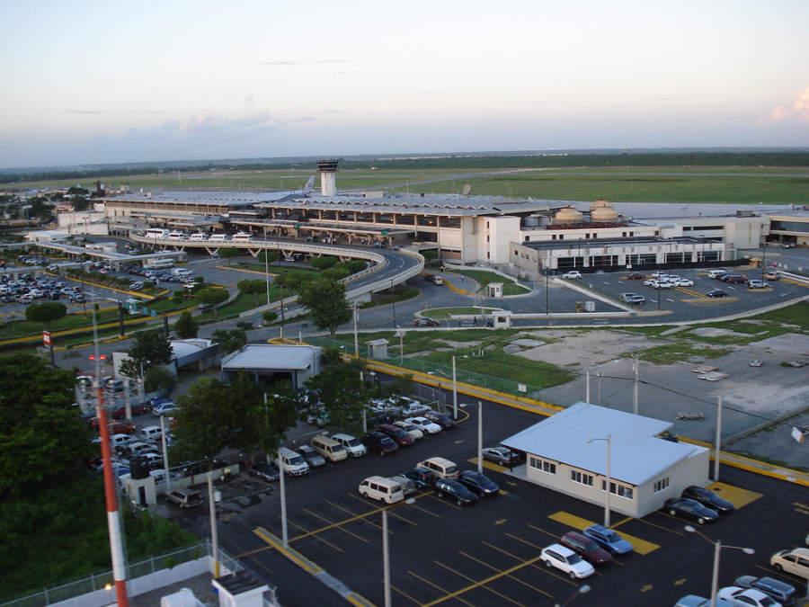 Aeropuerto Internacional Las Américas en Santo Domingo