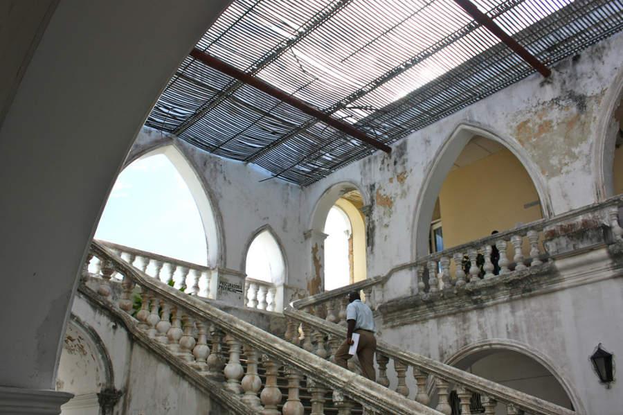 Interior del Municipio de Inhambane