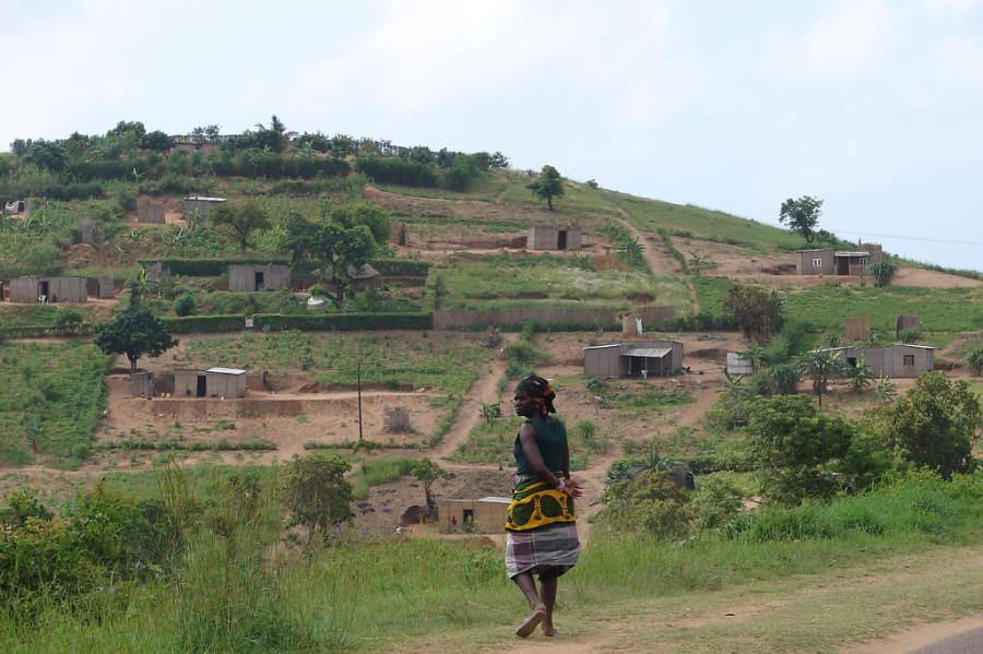 Alrededores de Inhambane