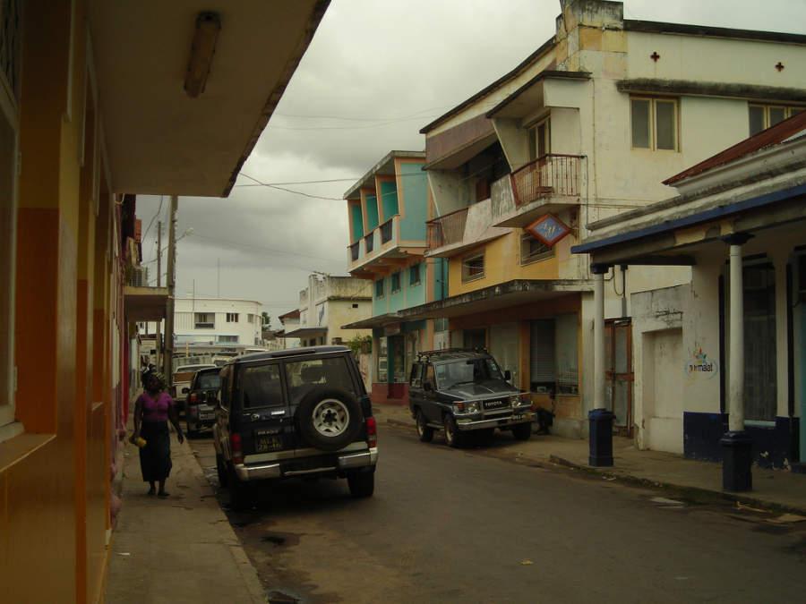 Avenida de Inhambane