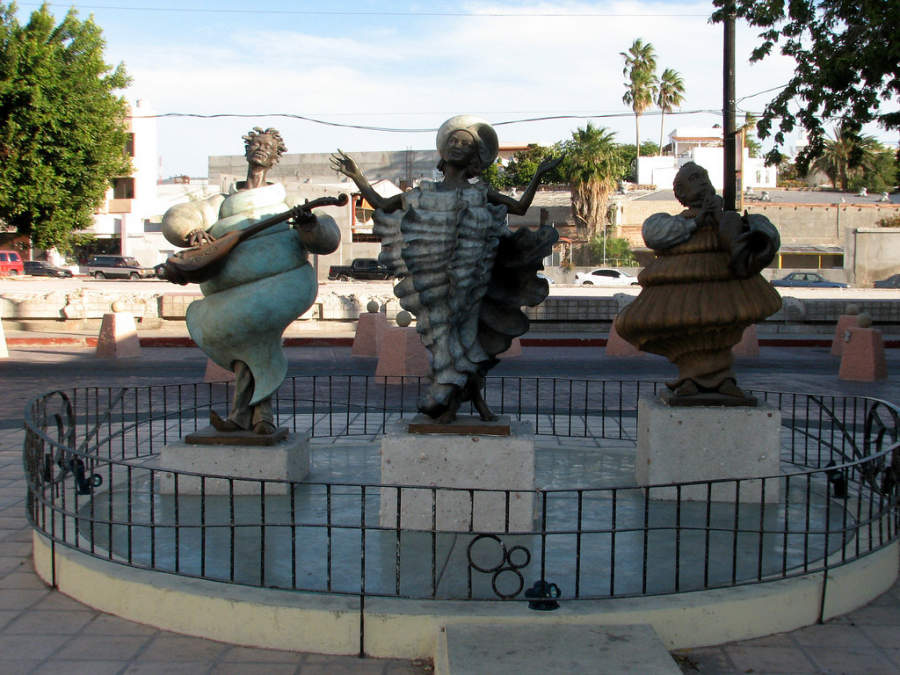 Monumento Los Tres Músicos