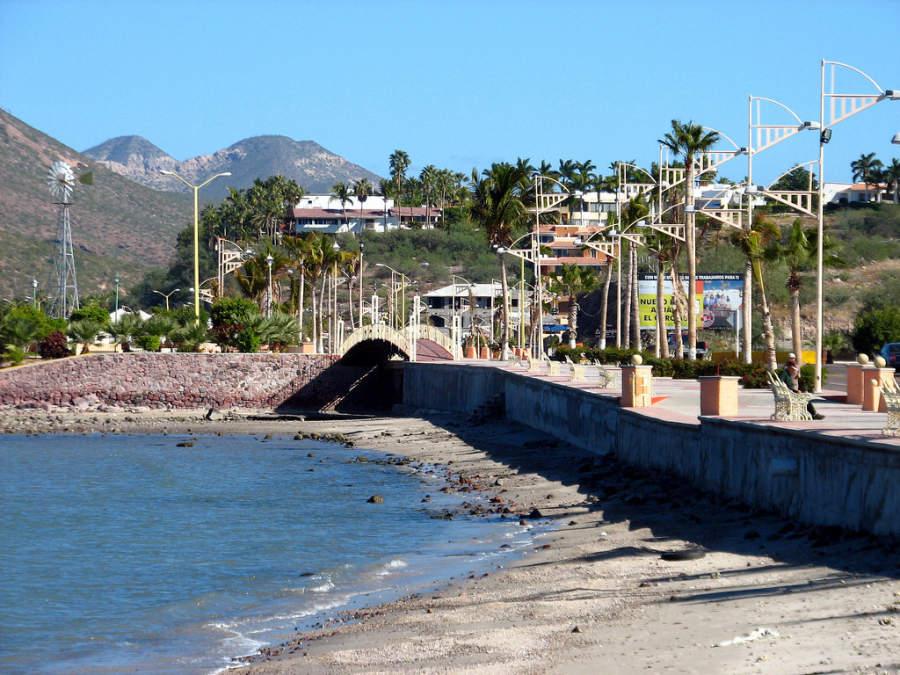 La Paz está en el golfo de California, conocido como el Acuario del Mundo