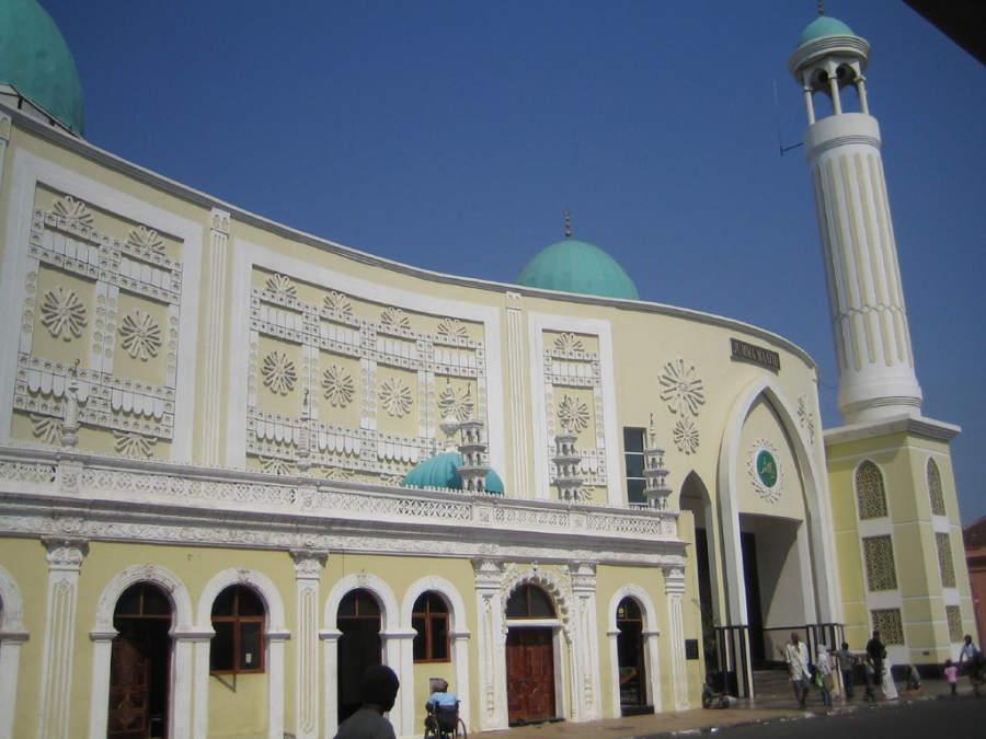 Mezquita en Maputo