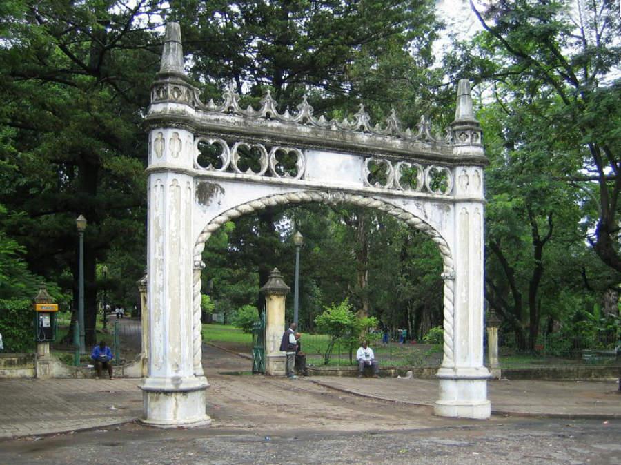 Jardim Tunduru, parque en Maputo
