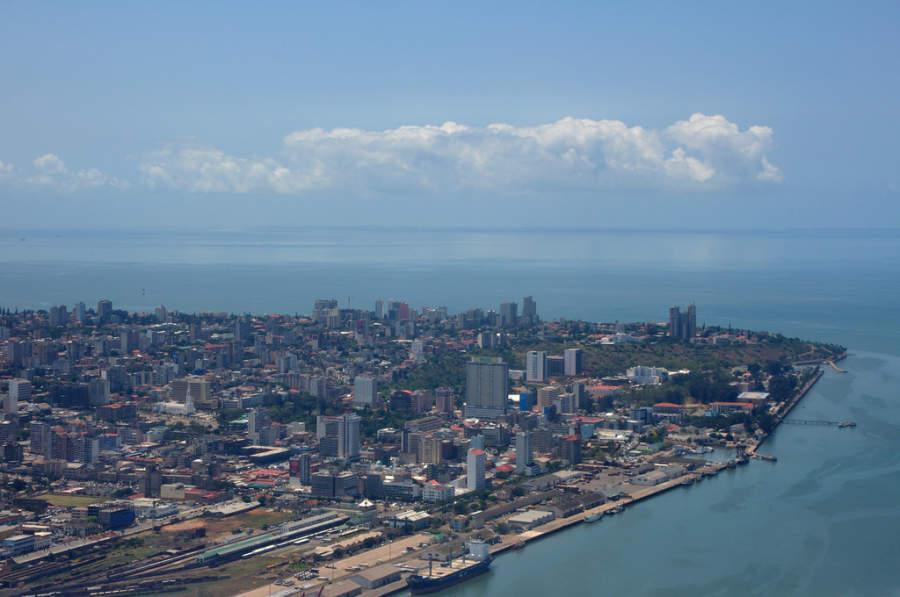 Ciudad de Maputo, Mozambique