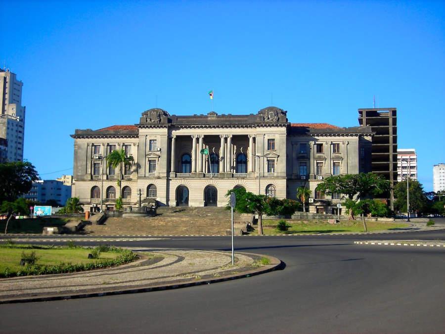 Conselho Municipal, consejo municipal de Maputo
