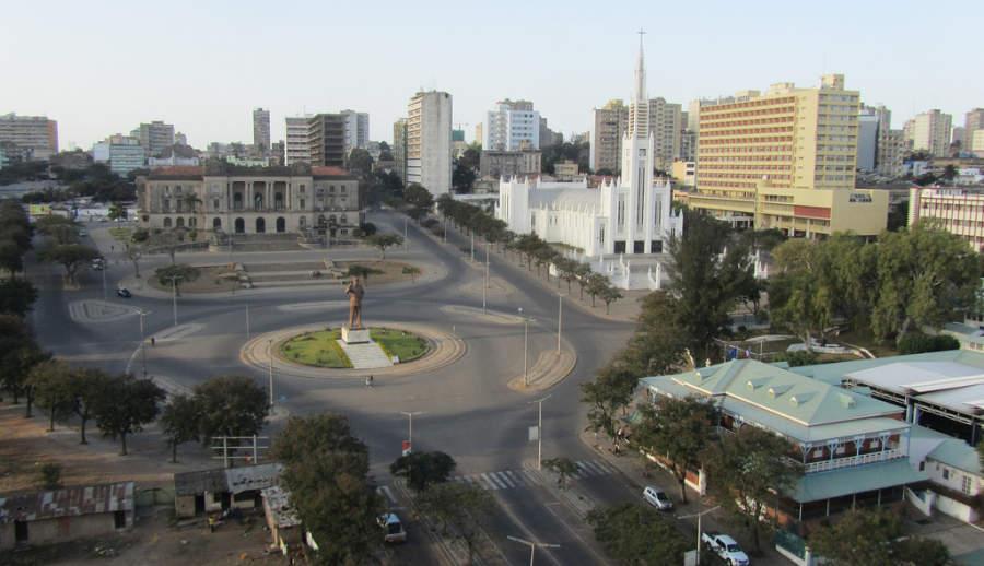 Centro de Maputo
