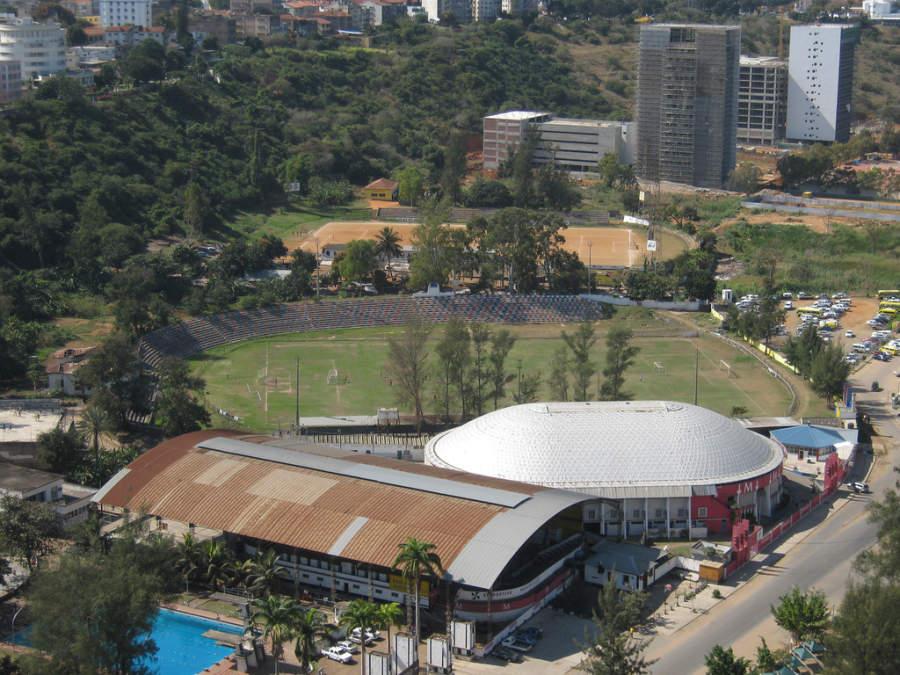 Desportivo de Maputo, estadio de la ciudad
