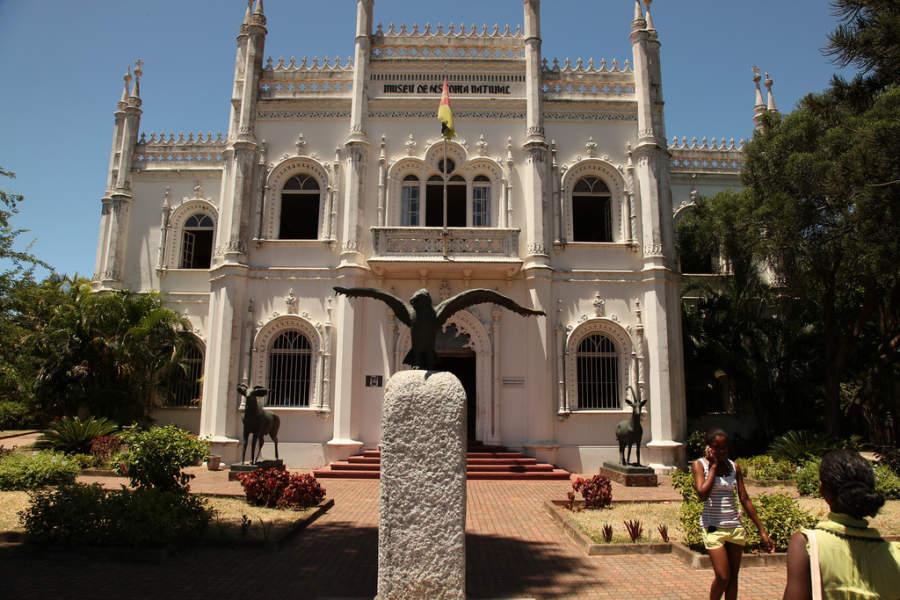 Museu de História Natural, importante museo de la ciudad
