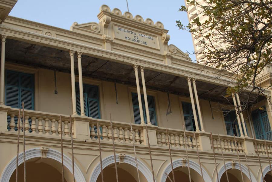 Biblioteca Nacional de Moçambique