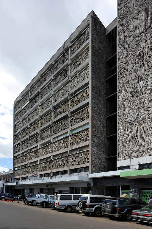 Edificio Abreu Santos e Rocha en Maputo