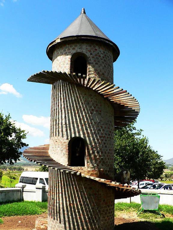 Fairview Cheese and Wine Farm, quesería y casa vinícola en Ciudad del Cabo