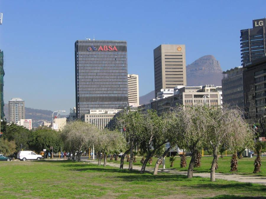 Distrito financiero de Ciudad del Cabo