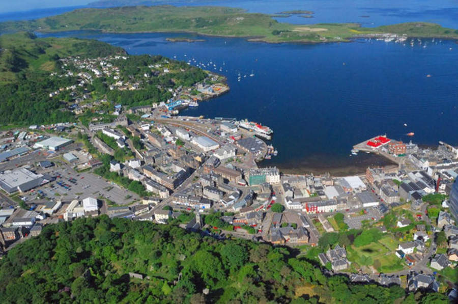 Oban, Argyll y Bute, Escocia