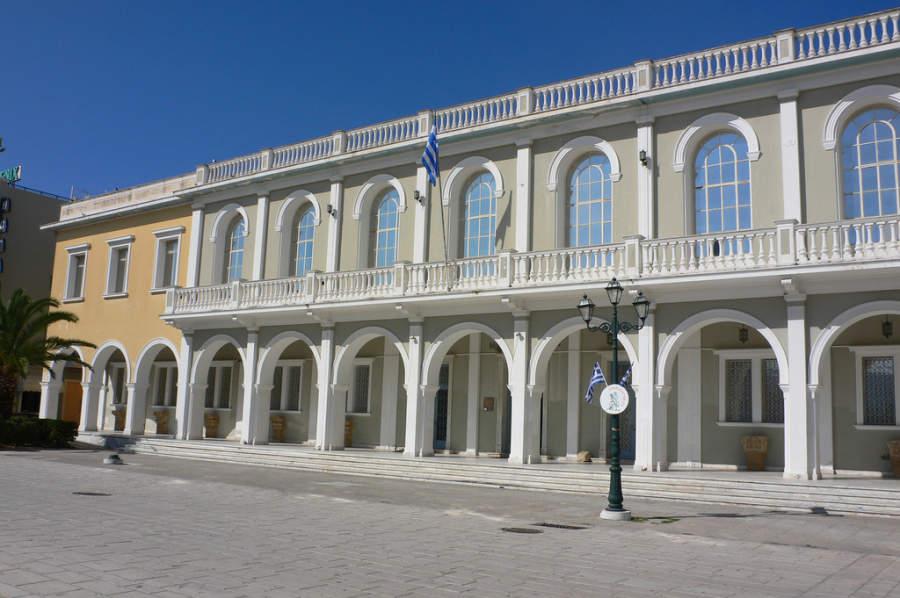Museo de Zakynthos en Zante